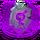 Stone Runic Purple