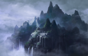 Background Dragon's Claw