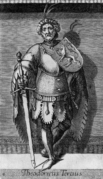Dirk III van Holland (c983-1039)groot