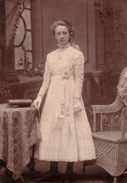Winblad-MariaElizabeth 1909 confirmation 1a
