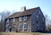 John Alden House in Duxbury, Massachusetts