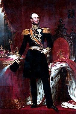 Willem II der Nederlanden 1792-1849