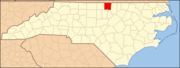North Carolina Map Highlighting Person County.PNG
