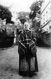 Amanda Englander-Sjögren Ronneby 1925