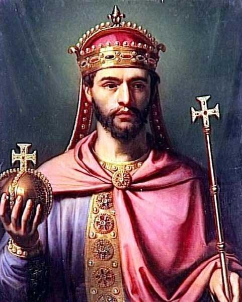 Lodewijk I de Vrome 778-840
