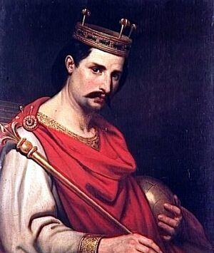 Charles the Bald (823-877)