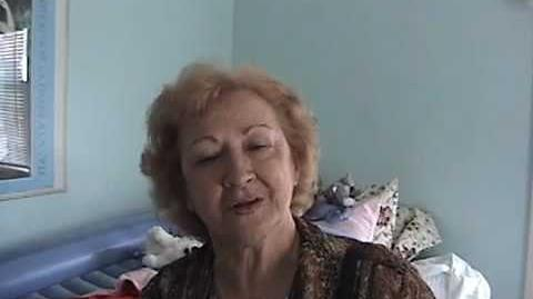 Lillian O'Brien in 2003, talking about family history clip 3 of 3