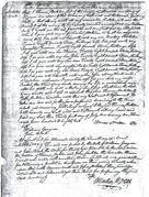 Thomas Stockton's 1782 will