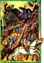 Viennese Illuminated Chronicle Posada