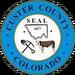 Custer County, Colorado seal