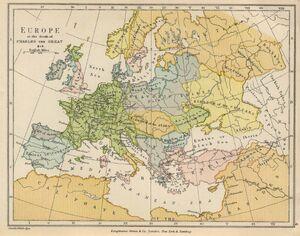 Europe 814