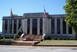 Dekalb county courthouse