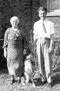 Anna Fuchs Glatt and Jacob Klein Sr