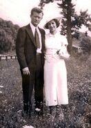 Peter Rice II & Sallie Checkman