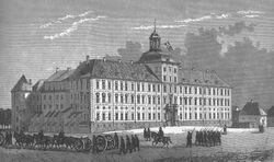 Gottorf in 1864