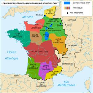 600px-Le royaume des Francs sous Hugues Capet-fr svg