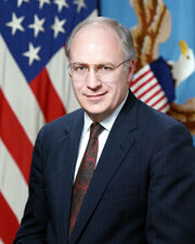 Secretary of Defense Richard B. Cheney, official portrait