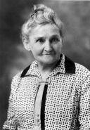 Martha Young 1853 in elder years