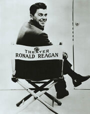 Ronald Reagan and General Electric Theater 1954-62