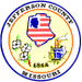 Jefferson County, Missouri seal