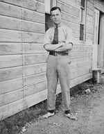 Pearson in World War One