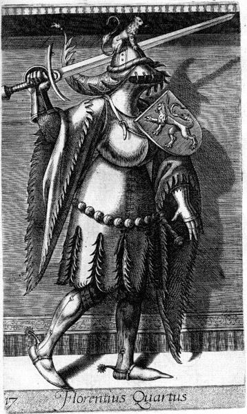 Floris IV van Holland (1210-1234)