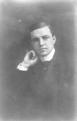 CRINGAN, Robert Ellis (1883-1907)
