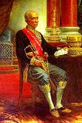 King Mongkut portrait