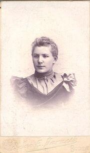 Young Julia Portrait - original