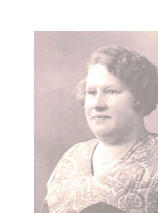 Johanna Elizabeth Bakker (1890-1989)