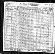 1920 census Kellar