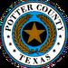 Potter County, Texas seal