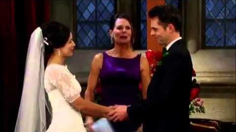 GH Patrick and Sabrina 12 2 13 The Wedding