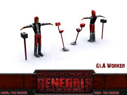 GLA WorkerRender