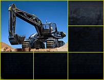 Mb-excavator