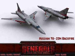 Russian TU22 Backfire