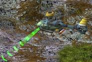 ECA Radar Helicopter
