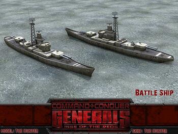Beta Battleship