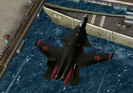 Su-47 Berkut 1