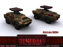 Russian BRDM 2
