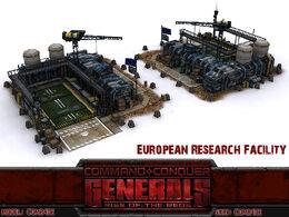 EU ResearchFacility