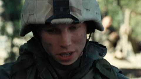 Generation Kill-Character Bio. Nate Fick (HBO)