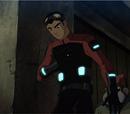 Rex Salazar's power suit