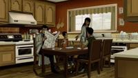 Rex's family