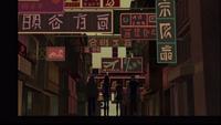 The Gang in Hong Kong