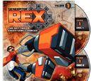 Generator Rex, Volume 1