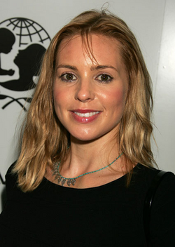 Olivia d'Abo Profile