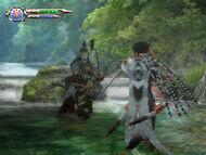 Mt. Kurama fight 1