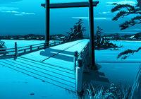 Gojo Bridge concept art