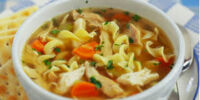 Chicken Noddle soup